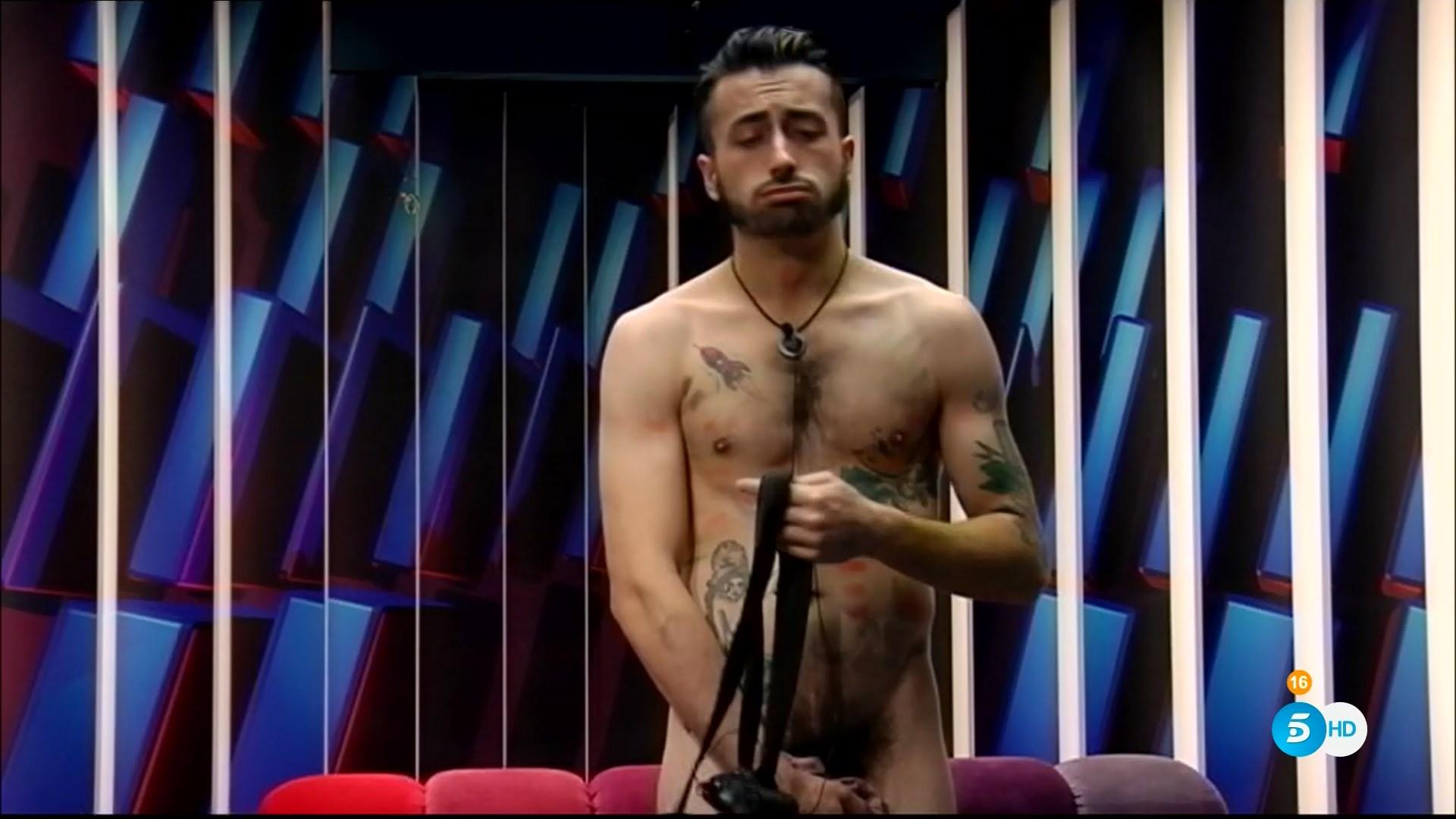 GH14: Los hermanos Montoya desnudos -