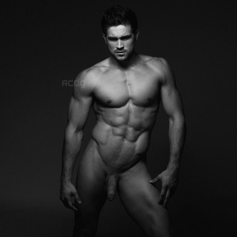 Hombres desnudos en Rio