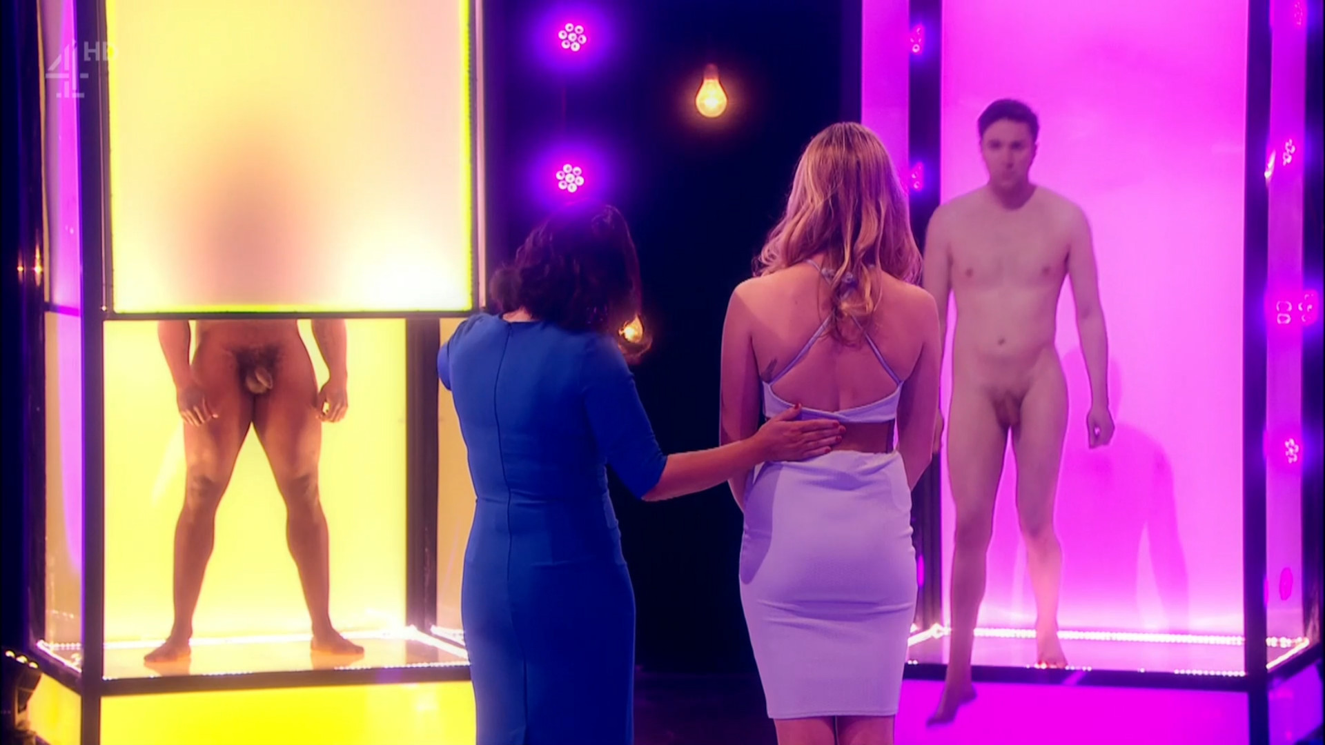 Nuevos desnudos 'The Naked Attraction'