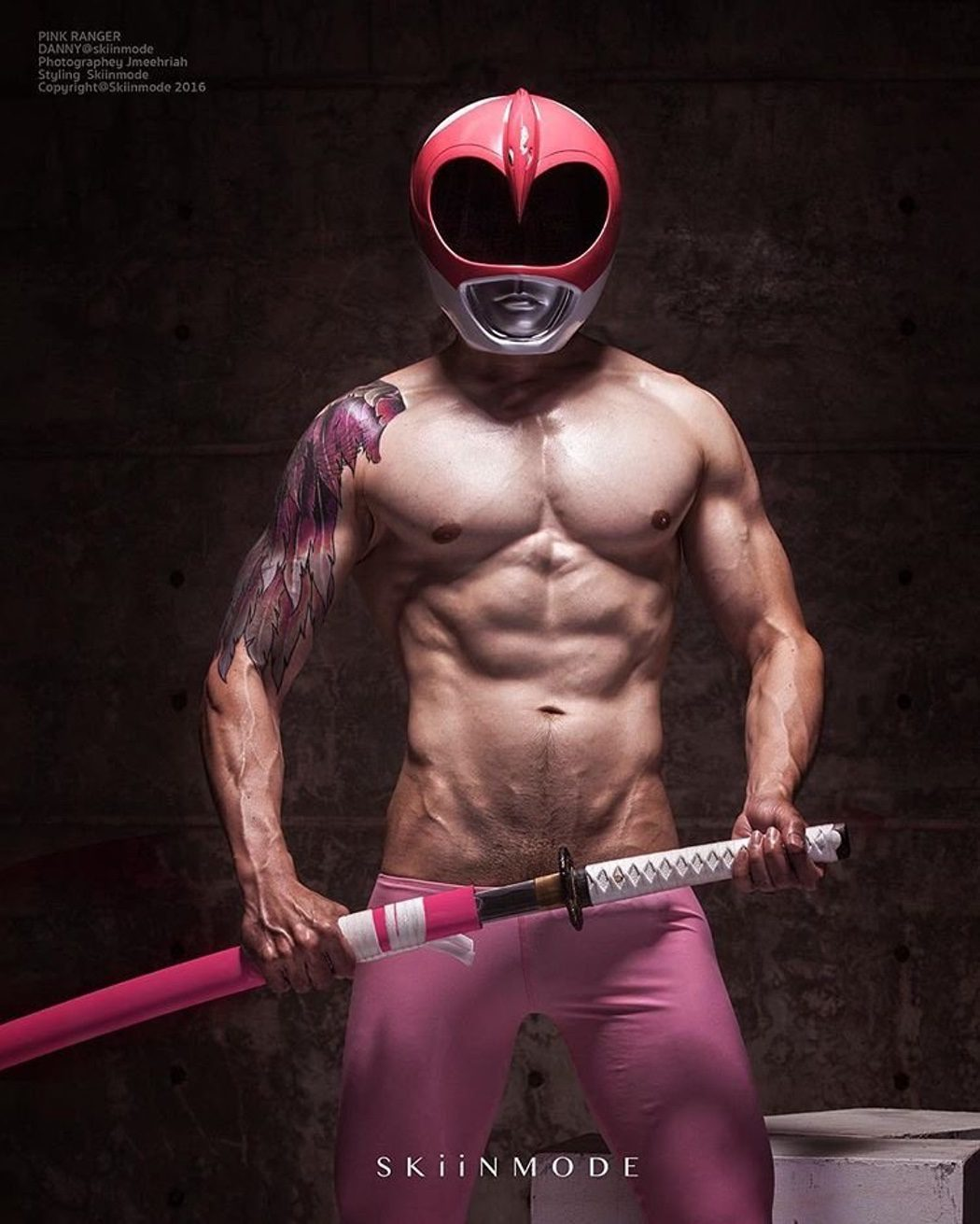 hottest nude power rangers