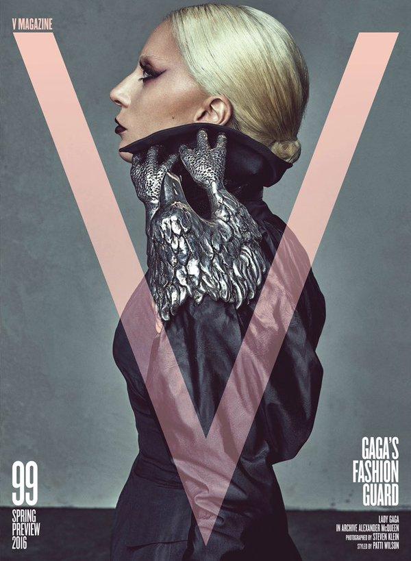 Lady Gaga la mejor editora de revista del año -1