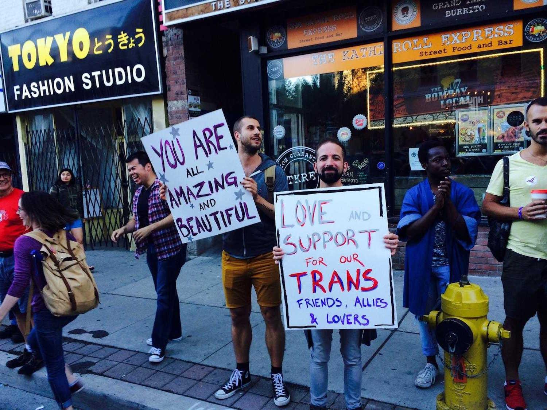 Desfile transexual Toronto