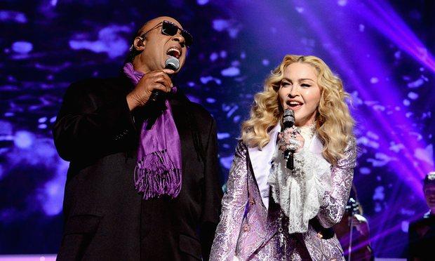 Madonna y su homenaje a Prince
