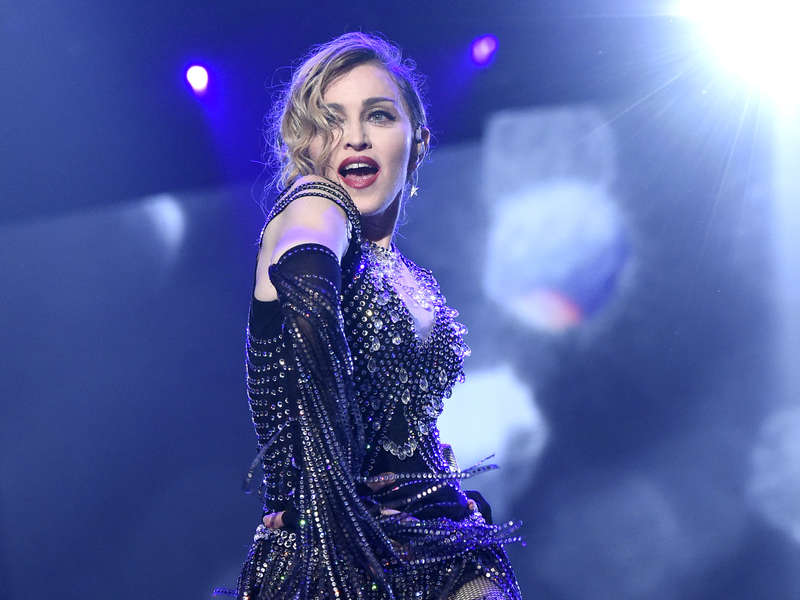 Madonna Rebel Heart Tour DVD Showtime