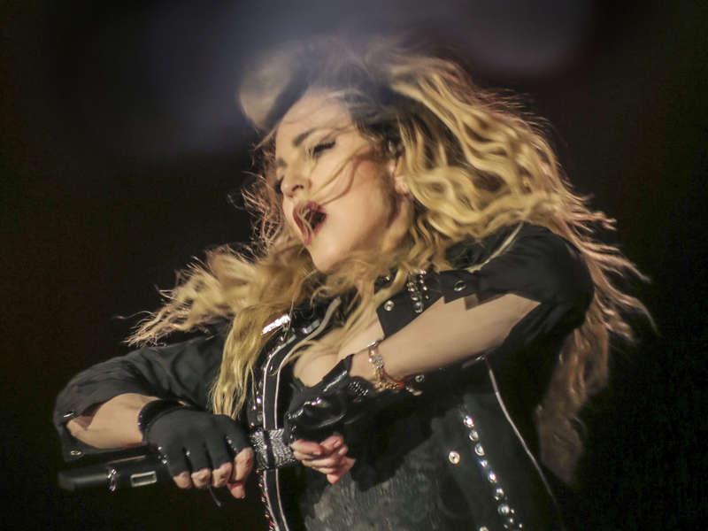 Madonna Rebel Heart Tour DVD Showtime