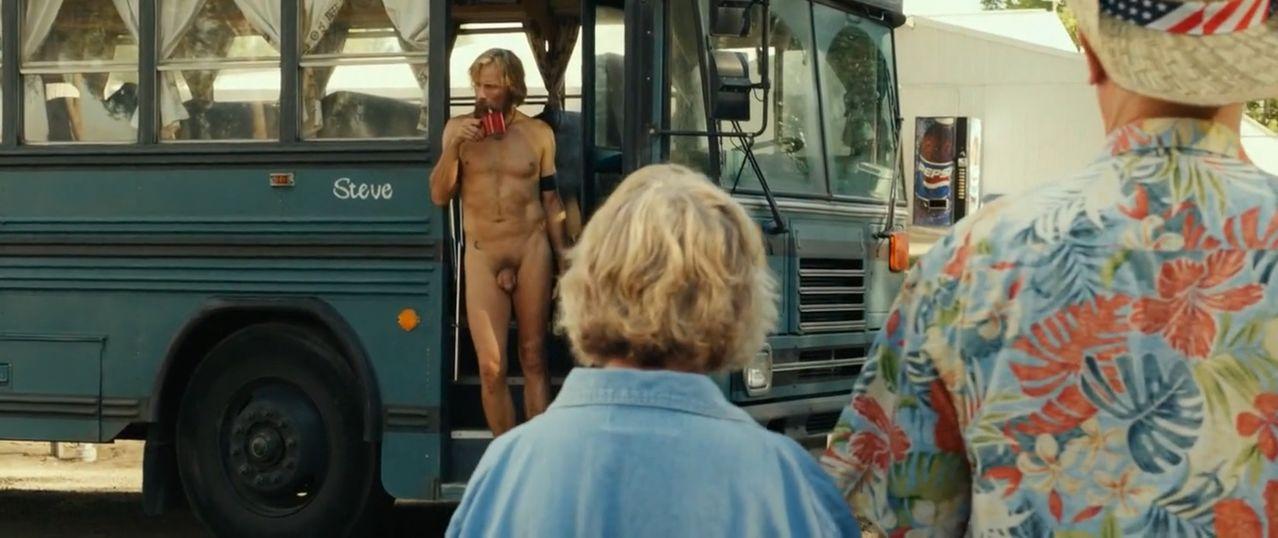 Viggo Mortensen sorprende con un desnudo frontal en