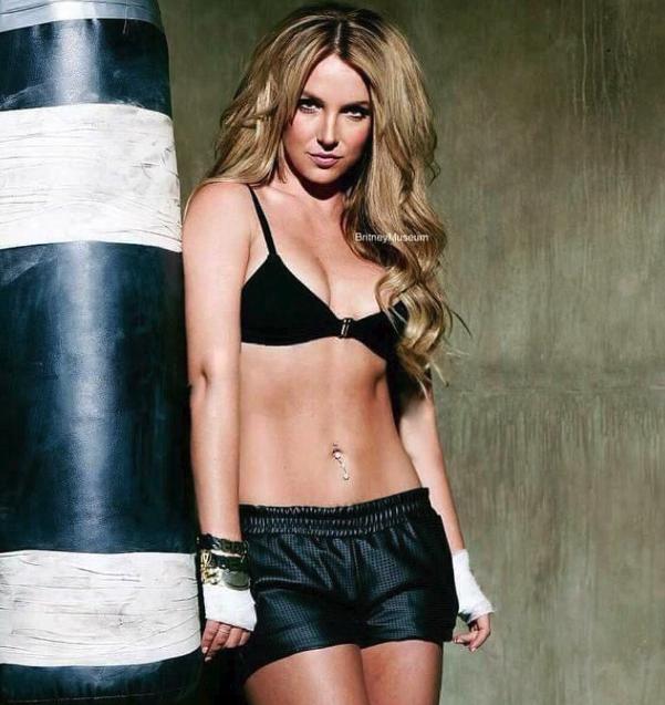Fotos inéditas de Britney Spears