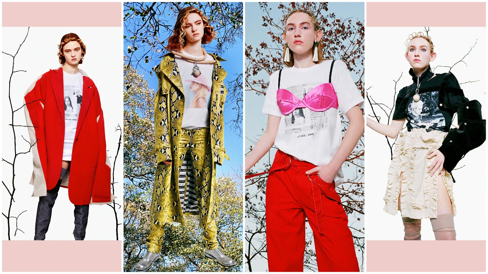 Lady Gaga Joanne Merchandising