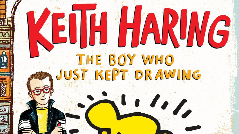 Keith Haring libro para niños