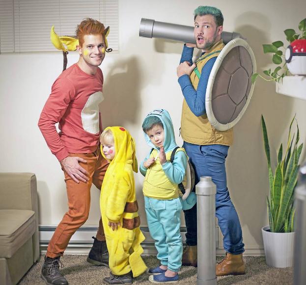 Dads not daddies: familia LGBT