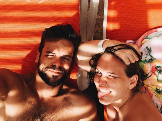 Ricky Merino desnudo, concursante de 'OT'