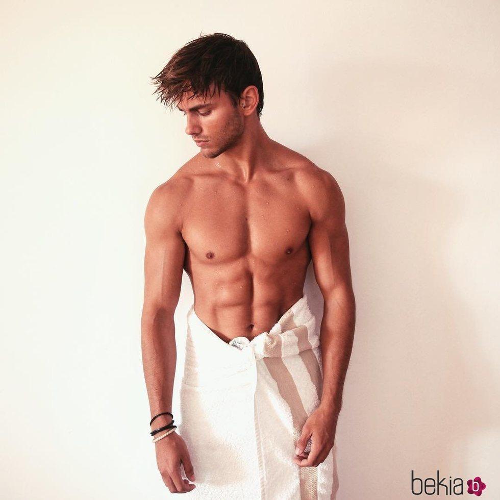 Actor Porno Gay De Supervivientes sergio carvajal desnudo, el nuevo fichaje de 'supervivientes