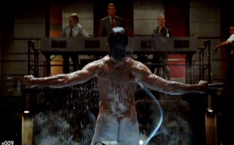 Hugh jackman desnudo frontal