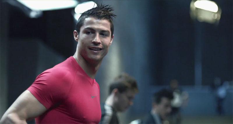 Cristiano Ronaldo para Nike