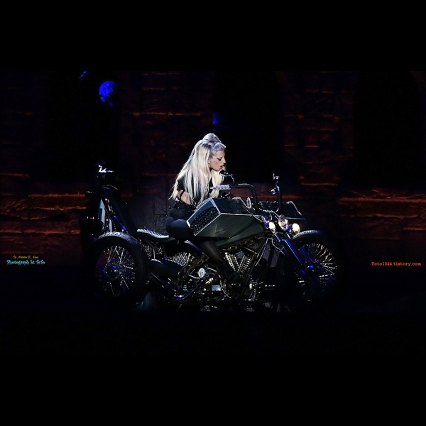 Lady Gaga en su \'Born This Way BAll\'