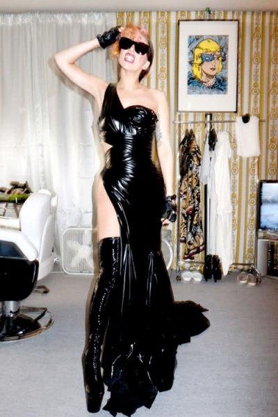 Lady Gaga en Japón por Terry Richardson