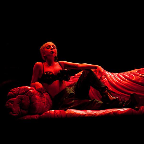 Lady Gaga X Terry Richardson en Japón Parte 2