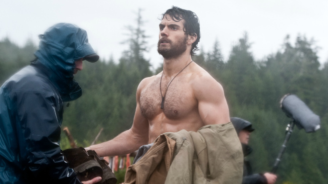 Henry Cavill, de Superman