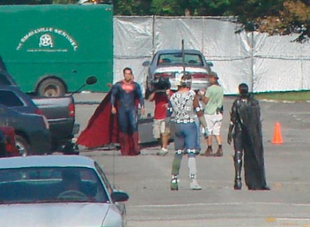 Henry Cavill, \'Superman\' sin calzoncillos