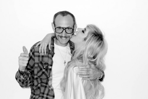 Ke$ha & Terry Richardson