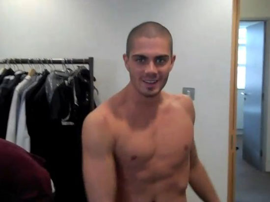 Max, de The Wanted