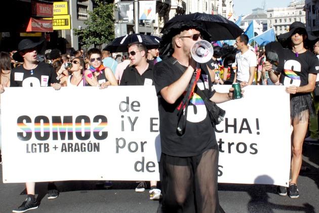 Orgullo Gay 2012