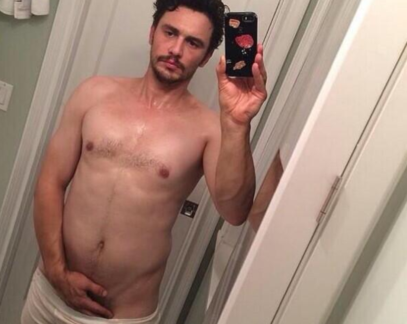 james franco desnudo