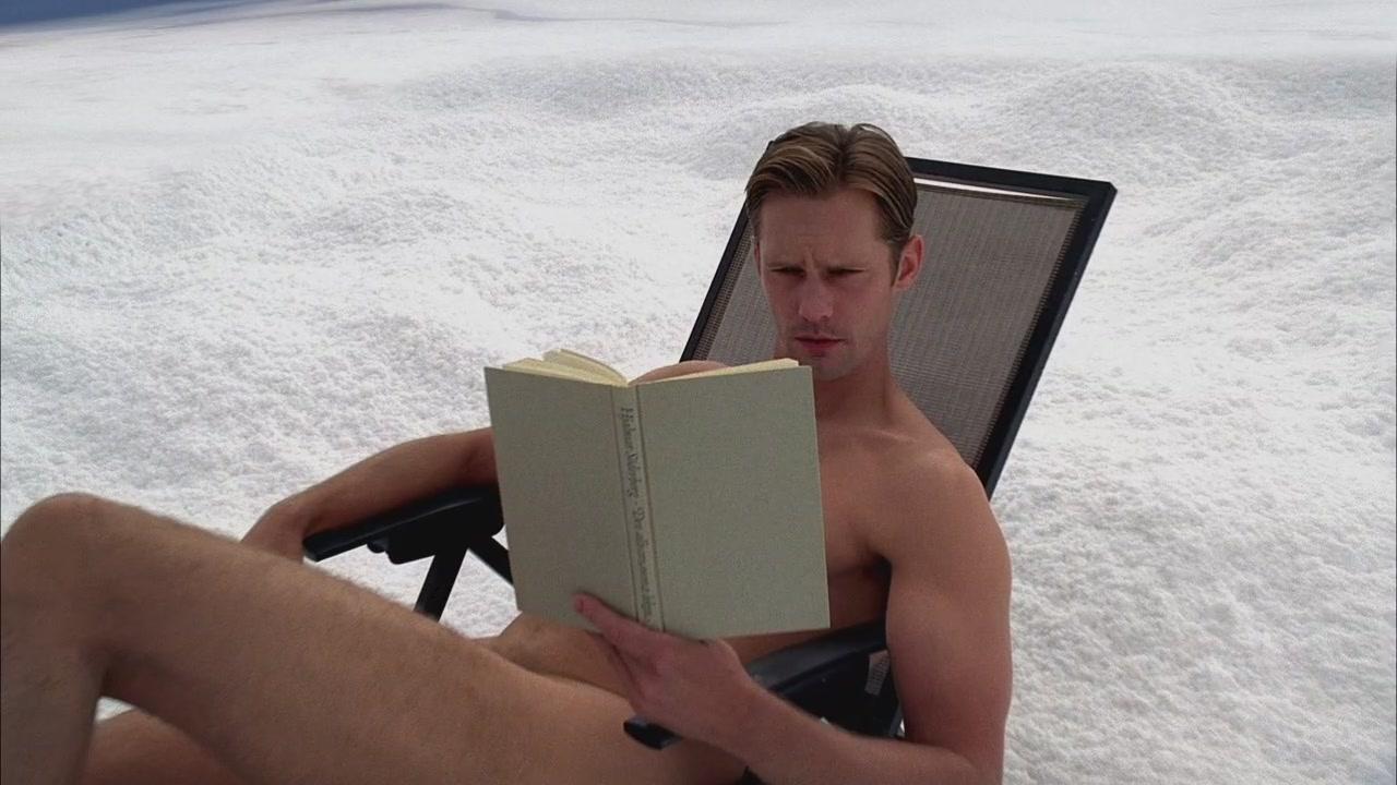 El desnudo al extremo de Alexander - Vanity Fair