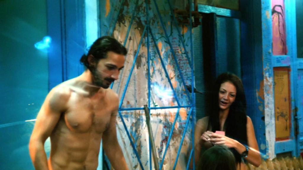 Shia lebouef desnuda en bobby
