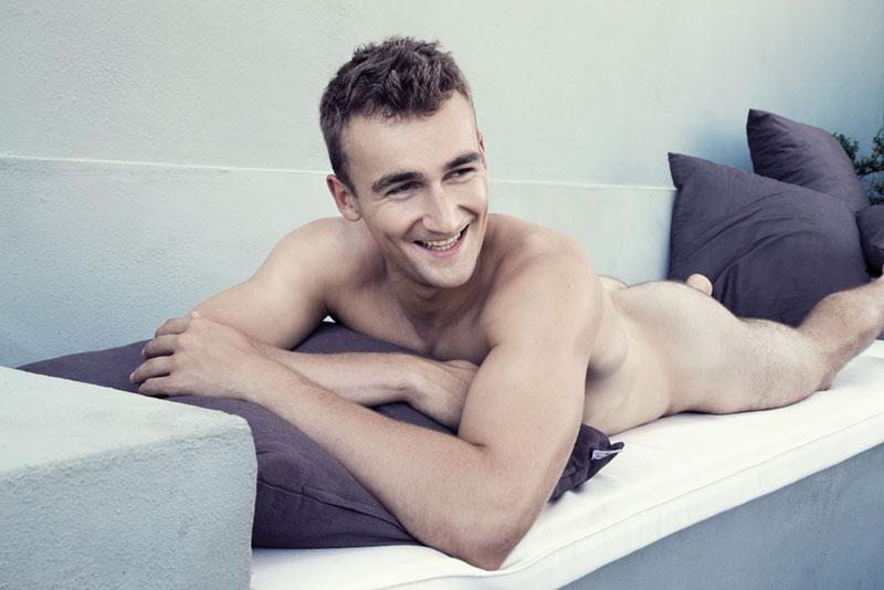 Warwick Rowers desnudos contra la homofobia