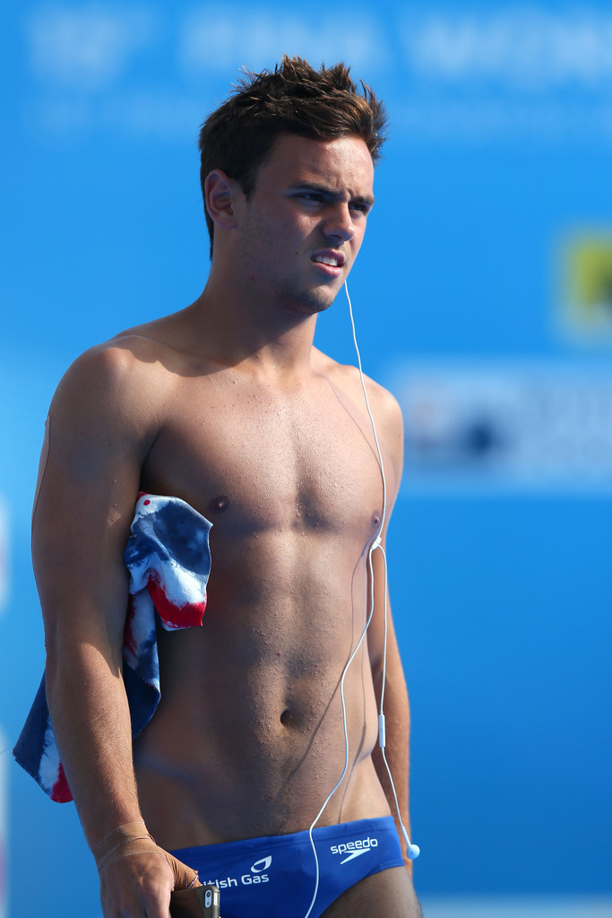 Tom Daley Barcelona