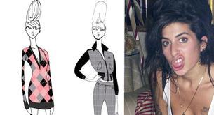 Amy Winehouse ahora es diseñadora, vaya por Dios