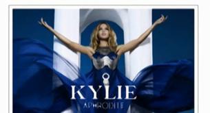 """""""Aphrodite"""" es el nuevo single de Kylie Minogue"""