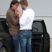 ¿Son gays Gerard Piqué e Ibrahimovic?