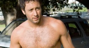 Alex O'Loughlin, novio de Jennifer Lopez en Plan B.