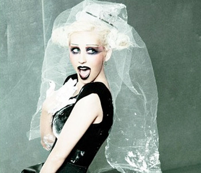 "Christina Aguilera dice que Lady Gaga ""is great""."
