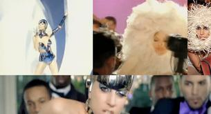 """Acertijo: Adivina cuántos outfits sacó Lady Gaga del vídeo """"Too Funky de George Michael"""