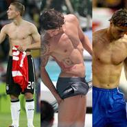 Ibrahimovic, Lukas Podolski y Fernando Torres, ¿quién da más?