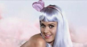 Katy Perry se desnuda en su nuevo vídeo