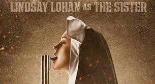 "Lindsay Lohan, monja chupa-pistolas en ""Machete"""