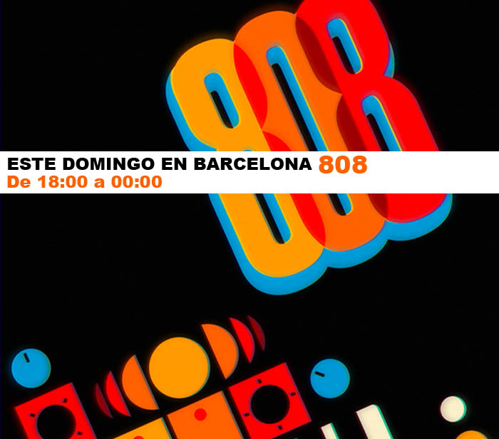 fiesta domingo barcelona