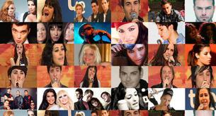 Y estos son los 30 candidatos para España en Eurovisión