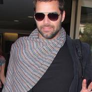 El nuevo 'look señora' de Ricky Martin
