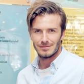 David Beckham, cada día más guapo