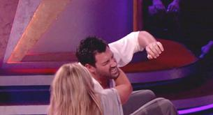 VÍDEO: Kirstie Alley lesiona a su bailarin en 'Dancing With The Stars'