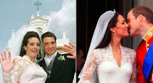 El de vestido de novia de Kate Middleton; igual que el de Rociíto