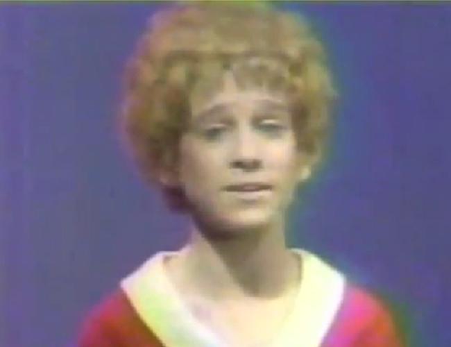 Aunque No Lo Parezca Sarah Jessica Parker También Fue Niña Cromosomax