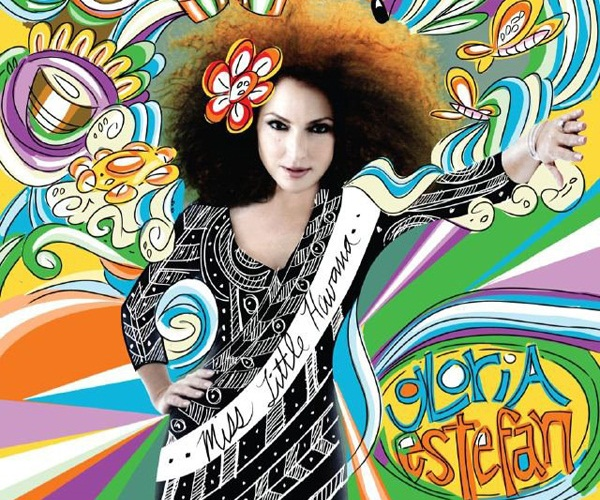 Gloria Estefan revive 'Gloria!' en la portada de 'Little Miss Havana'