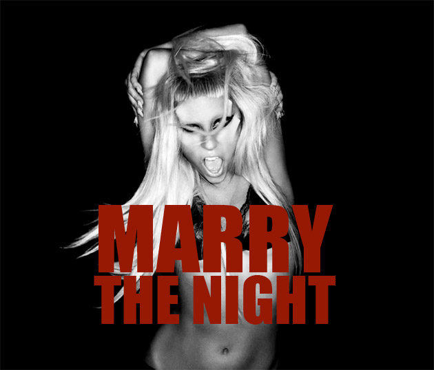 'Marry The Night', el nuevo single de Lady Gaga