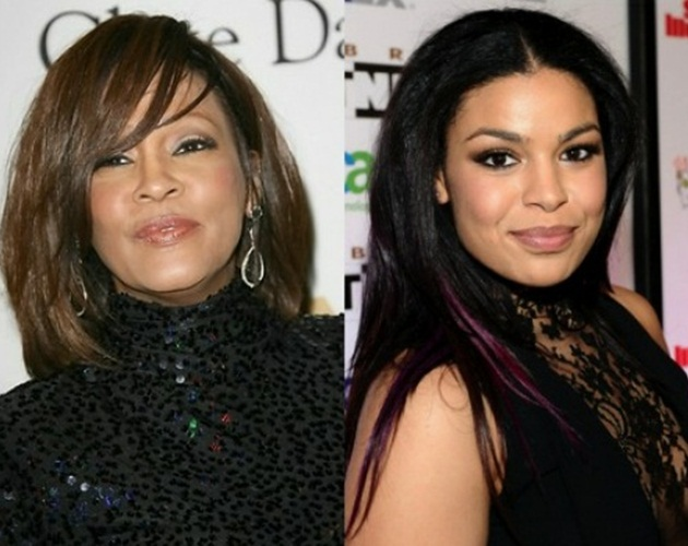 Whitney Houston y Jordin Sparks en el remake de 'Sparkle'